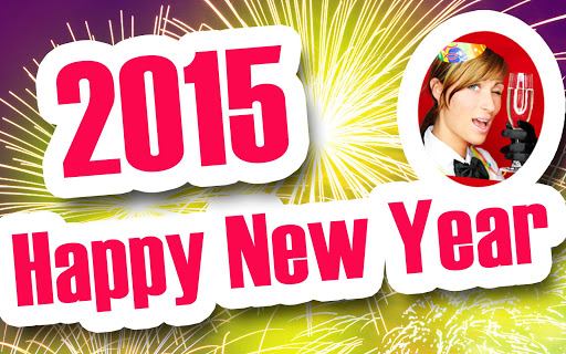 新年快乐 2015 - Happy new year