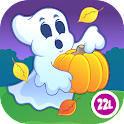 Halloween Learning Games icon