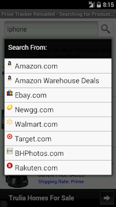 Price Tracker with Push Notif screenshot 1