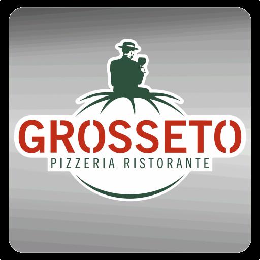 Grosseto Pizzeria LOGO-APP點子