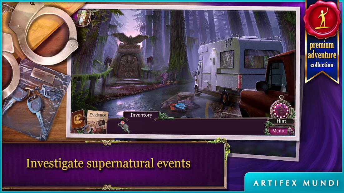Enigmatis 2: The Mists of Ravenwood screenshot 1