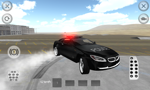 免費下載賽車遊戲APP|Nitro Police Simulator app開箱文|APP開箱王