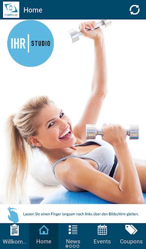 FitApp24 - Fitnessstudio App