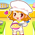Sweet Bakery Cooking Games icon