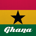 Country Facts Ghana icon