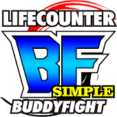 Life Counter for BUDDYFIGHT