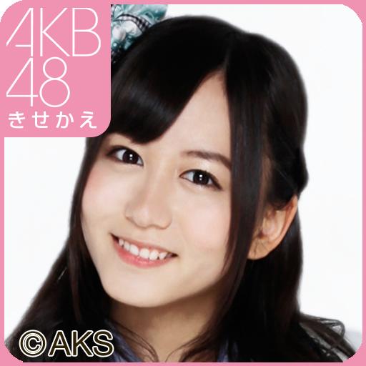 AKB48きせかえ(公式)大場美奈ライブ壁紙-3J- 個人化 App LOGO-硬是要APP