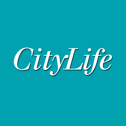 City Life Magazine LOGO-APP點子