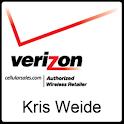 Cellular Kris W. logo