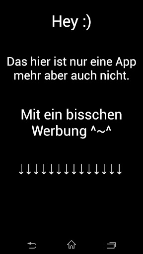 Nur eine App