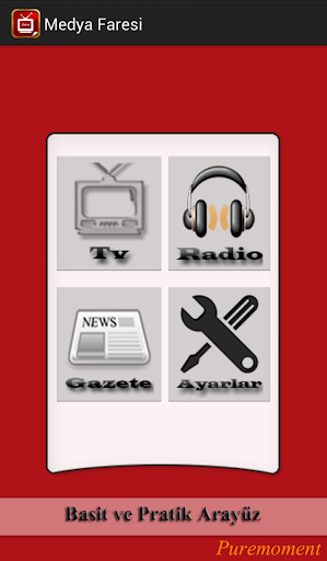 Canlı TV-Radio-Gazete