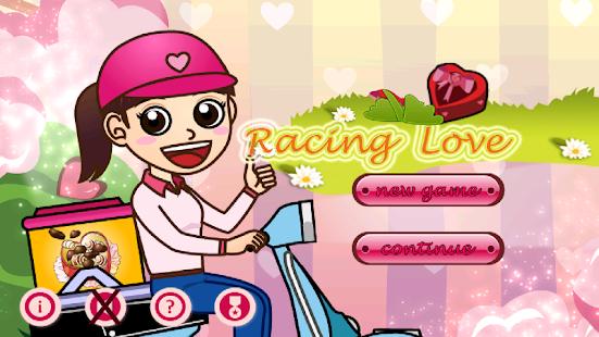 Racing Love screenshot