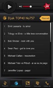 TopFM Radio Belgrade-106.8MHz screenshot