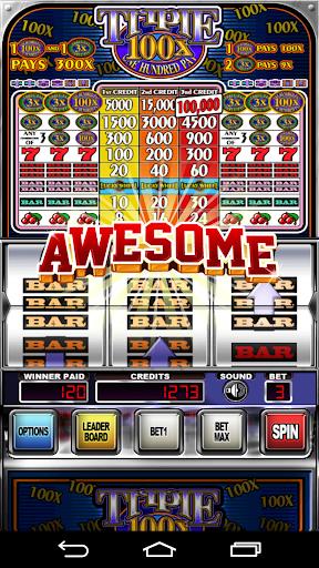Triple 100x Pay Slot Machine  screenshots 1