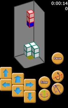 ChiralCube  立体ブロックを組み合わせて消す楽しさのおすすめ画像3