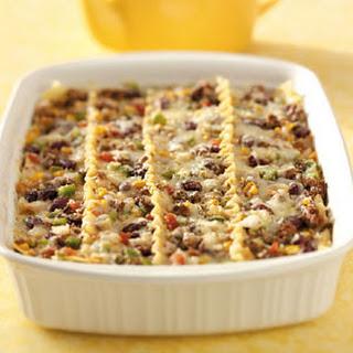 Lasagna Corn Carne.