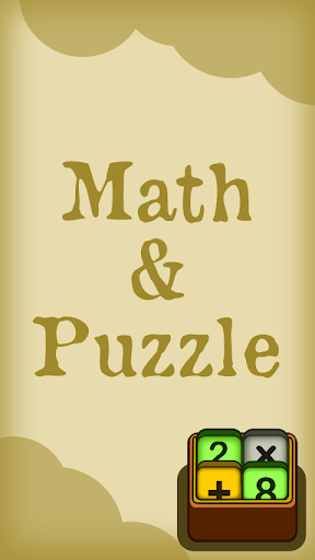 Math And Puzzle