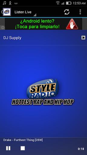 Style Radio  screenshots 2
