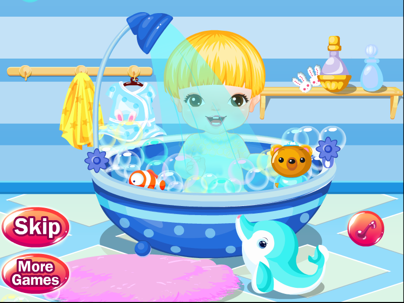 bubble bath baby games android apps on google play. Black Bedroom Furniture Sets. Home Design Ideas
