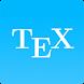 TeX Writer - LaTeX On the Go