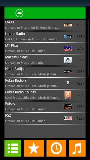 Lithuanian Music Radio