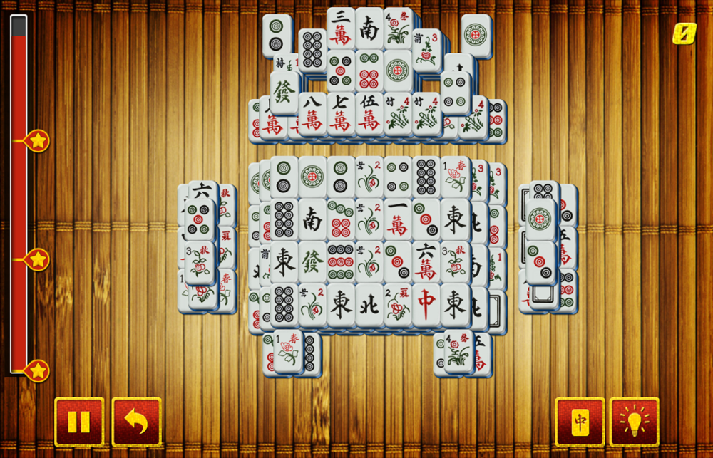 Play mahjong now - screenshot