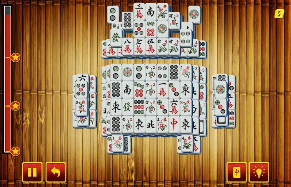 Play mahjong now - screenshot