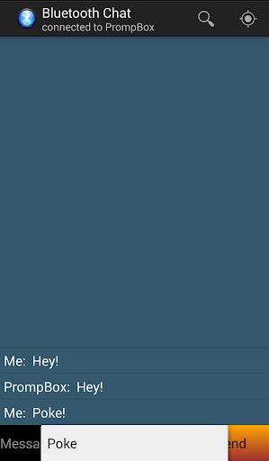 【免費通訊App】BlueTooth Chat-APP點子