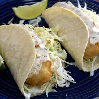 Curing my Rubio's Fish Tacos craving!.