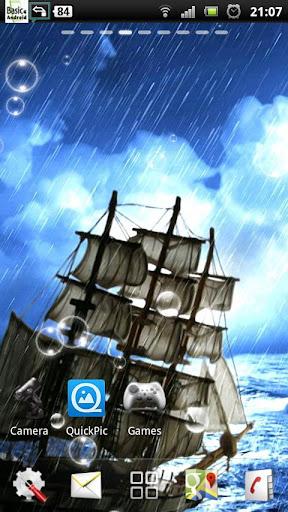 live wallpaper storm  screenshots 3