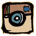InstaLiked for Instagram logo