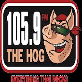 WWHGFM 105.9 The Hog
