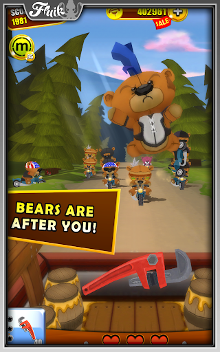 Grumpy Bears v1.0.26 Mod (Ad-Free/Unlimited Purchase) Apk game Download