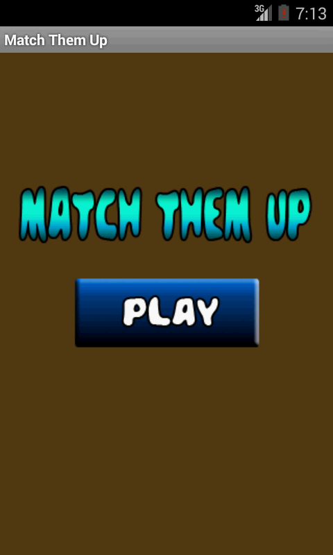 Match-Them-Up 16