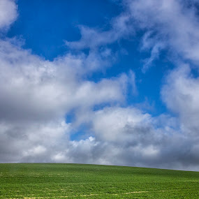 Sowhere in Sussex by Jose Rabina - Landscapes Cloud Formations ( clouds, sky, landscape, country )