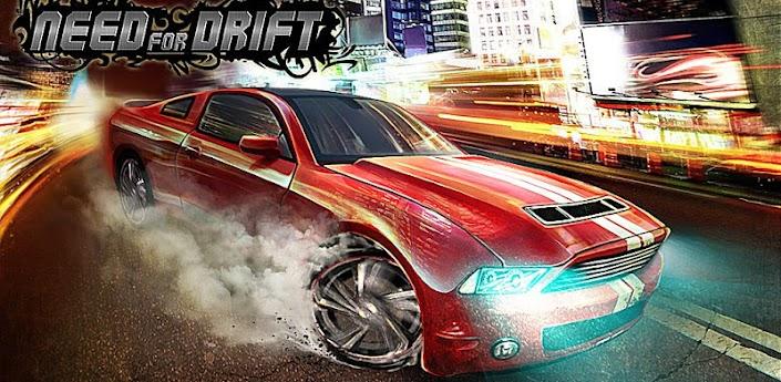 Need for Drift - запретные гонки по городу скачать