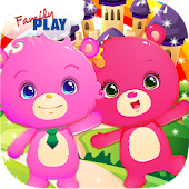 Baby Bear Games for Toddlers