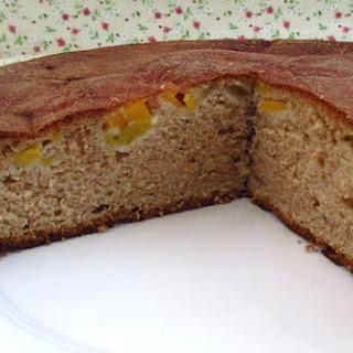 Peach Cinnamon Cake