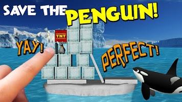 Screenshot of Save My Penguin: Brain Booster
