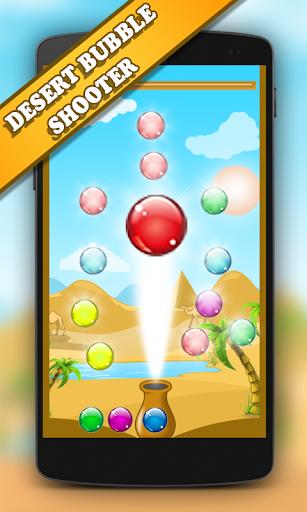 Desert Bubble ShootUp Free 1.0 screenshots 5
