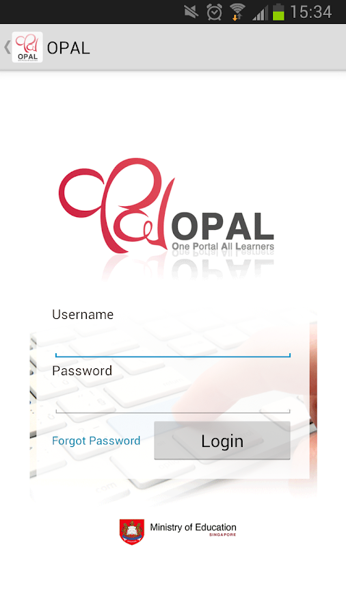 OPAL - screenshot
