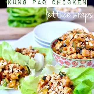 P.F. Chang's Lettuce Wraps.