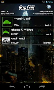 Used Cars Malaysia- screenshot thumbnail