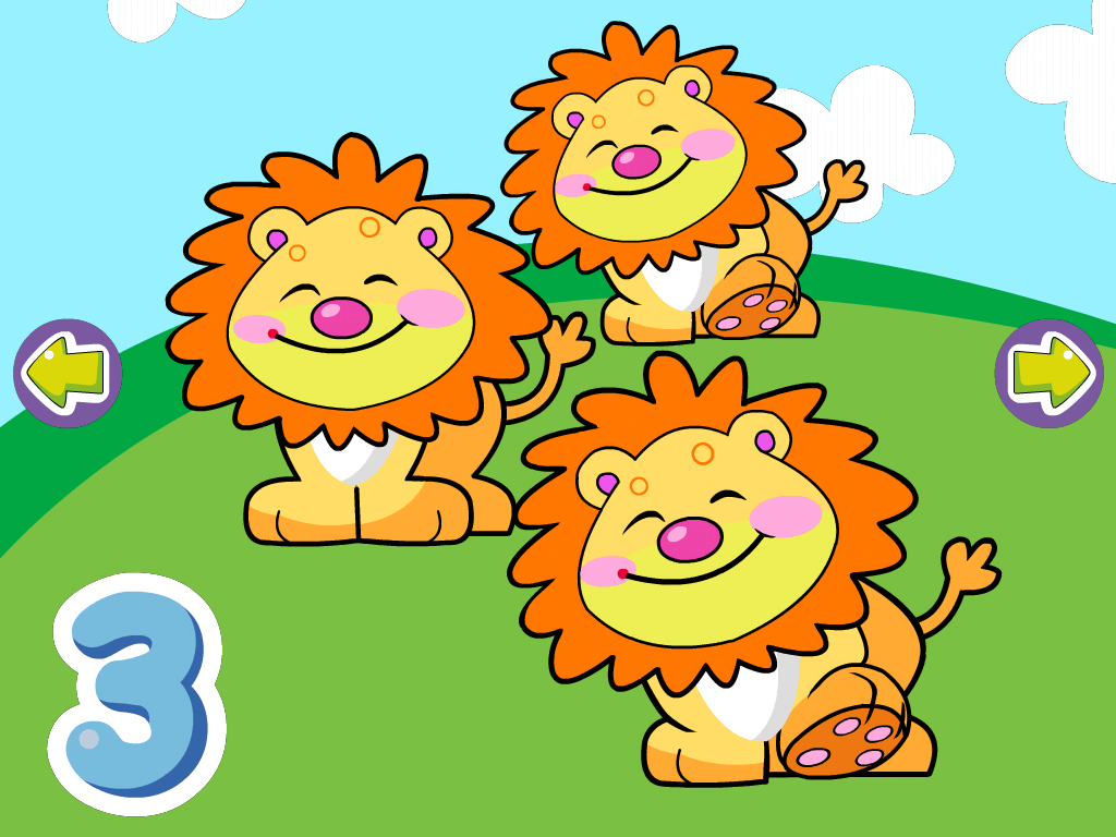 let u0027s count animals for baby android apps on google play