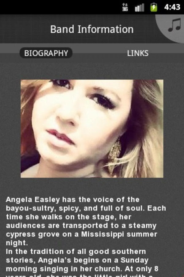 Angela Easley - screenshot