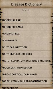 玩免費醫療APP|下載Disease Dictionary app不用錢|硬是要APP