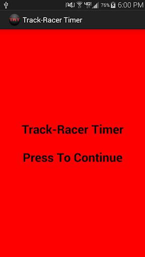 Track-Racer Timer