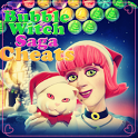 Bubble Witch Saga Game Cheats icon