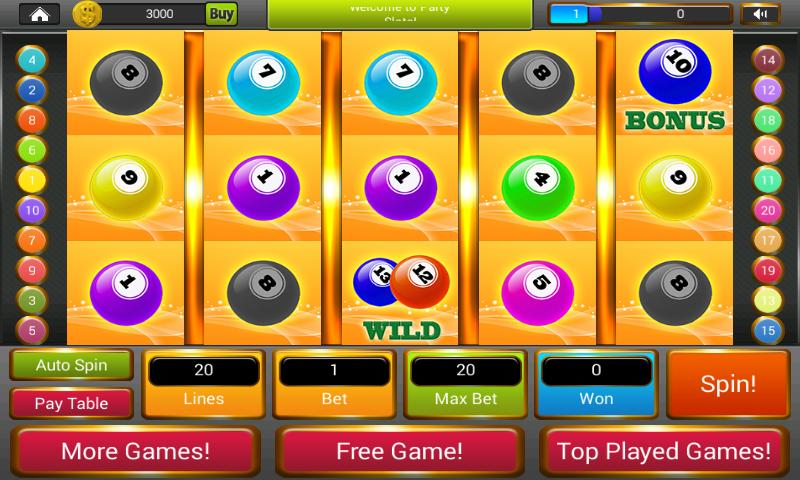 slots casino online bingo kugeln