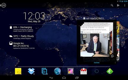Action Launcher Pro Screenshot 2